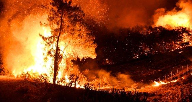 Yangından Etkilenen Yerler İçin Mücbir Sebep Hali İlan Edildi